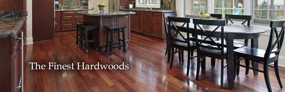 The Finest Hardwoods